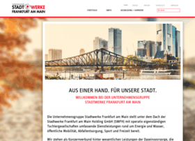 Stadtwerke-frankfurt.de thumbnail