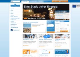 Stadtwerke-schwerin.de thumbnail