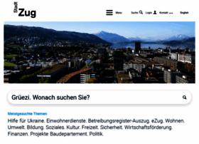 Stadtzug.ch thumbnail