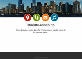 Staedte-reisen.de thumbnail