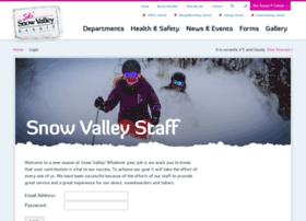 Staff.skisnowvalley.com thumbnail