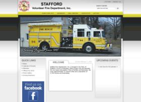 Staffordvfd.org thumbnail
