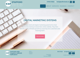 Staffordwebsitecompany.co.uk thumbnail