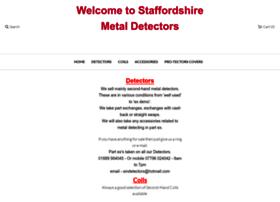 Staffsmetaldetectorsonlineshop.co.uk thumbnail
