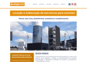Stagecom.com.br thumbnail