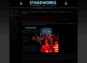 Stageworks.org.uk thumbnail