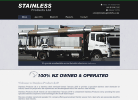 Stainlessproducts.co.nz thumbnail