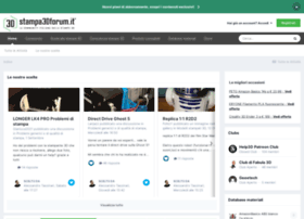 Stampa3d-forum.it thumbnail