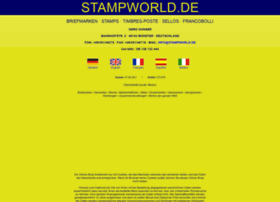 Stampworld.de thumbnail