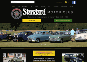Standardmotorclub.org thumbnail