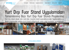 Standartstand.com.tr thumbnail