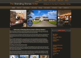 Standingstoneshotel.co.uk thumbnail