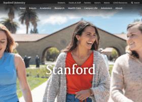 Stanford.com thumbnail
