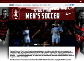 Stanfordsoccer.com thumbnail