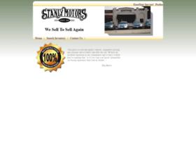 Stanlymotors.net thumbnail