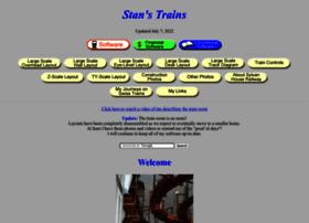 Stanstrains.com thumbnail