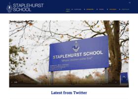 Staplehurstschool.co.uk thumbnail