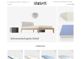 Starbett.de thumbnail