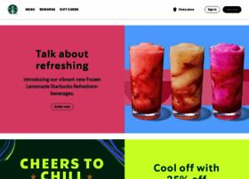 Starbucks.ca thumbnail
