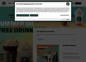 Starbucks.co.uk thumbnail