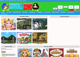 starfall games for girls only