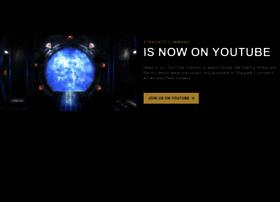 Stargatecommand.co thumbnail