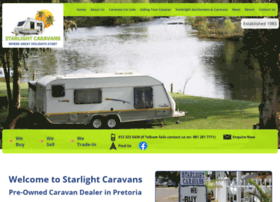 Starlightcaravans.co.za thumbnail