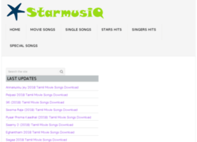Starmusiqz.info thumbnail