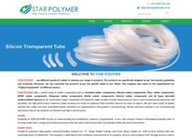 Starpolymer.co.in thumbnail