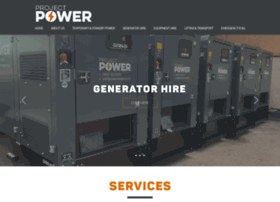 Starpowergenerators.co.uk thumbnail
