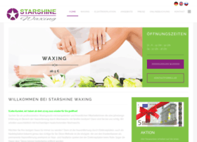 Starshine-waxing-nuernberg.de thumbnail