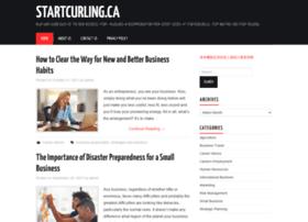 Startcurling.ca thumbnail