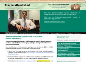 Starterskrediet.nl thumbnail