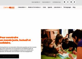 Starting-block.org thumbnail