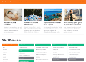 Startmenus.nl thumbnail