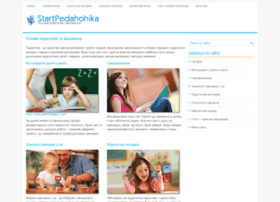 Startpedahohika.com thumbnail