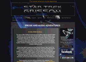 Startrekgrissom.net thumbnail