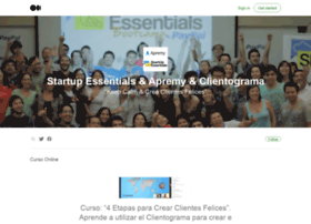 Startupessentials.co thumbnail