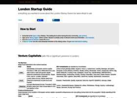 Startupguide.fastmail.fm thumbnail
