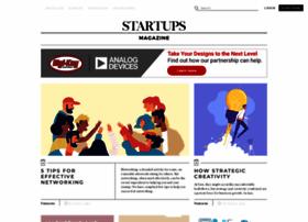 Startupsmagazine.co.uk thumbnail