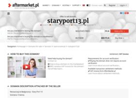 Staryport13.pl thumbnail