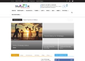 Status3k.com thumbnail