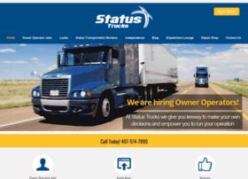 Statustrucks.com thumbnail