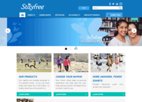 Stayfree.in thumbnail
