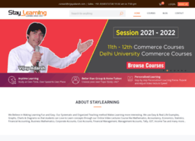 Staylearning.com thumbnail