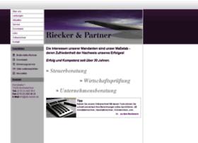 Stb-riecker.de thumbnail