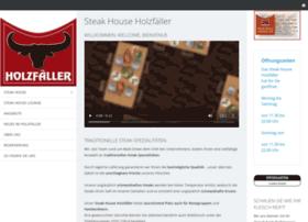 Steak-house-holzfaeller.de thumbnail