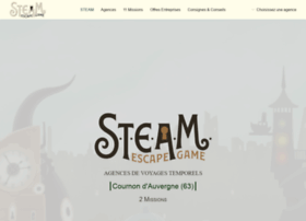 Steamescape.fr thumbnail