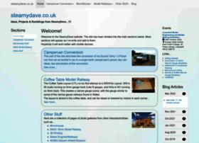 Steamydave.co.uk thumbnail