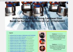Steelbands-caribbeansteeldrumbands.co.uk thumbnail
